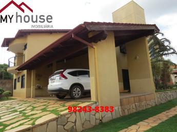 Casa em Condomínio, Vicente Pires, 4 Quartos, 8 Vagas, 4 Suites