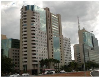 Apart Hotel, Asa Sul, 1 Quarto, 1 Suite
