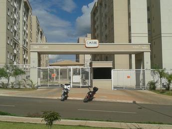 Residencial Recanto do Cerrado, 2 Quartos, 1 Vaga, 1 Suite